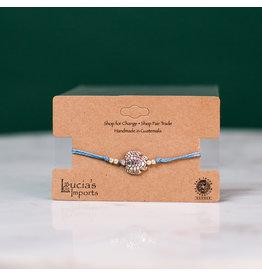Lucia's Imports Turtle Charm Bracelet