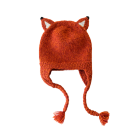 Andes Gifts Fox Hat