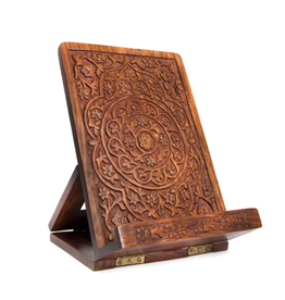 Matr Boomie Rosewood Tablet and Book Stand