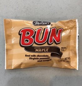 Pearson's Candy Company Bun Maple