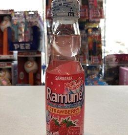 Sangaria USA, Inc. Ramune Strawberry Soda