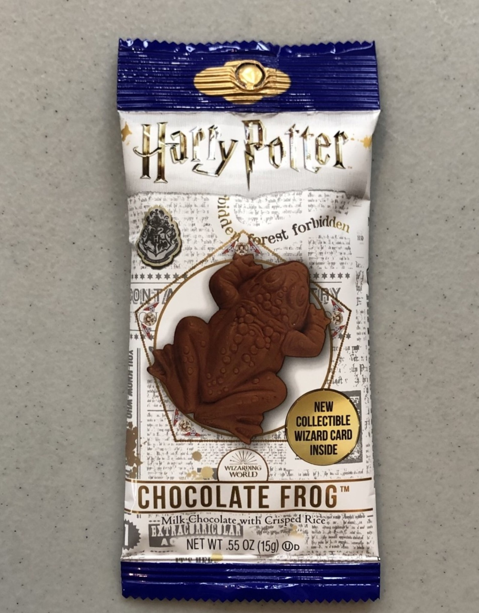 Jelly Belly Candy Company Harry Potter Chocolate Frogs