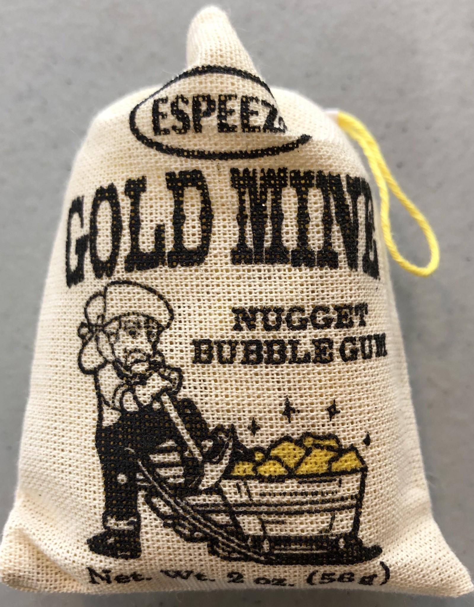 Sp Enterprises Gold Mine Nugget Gum Cloth Bag