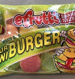 E.Frutti Gummy Sour Mini Burgers