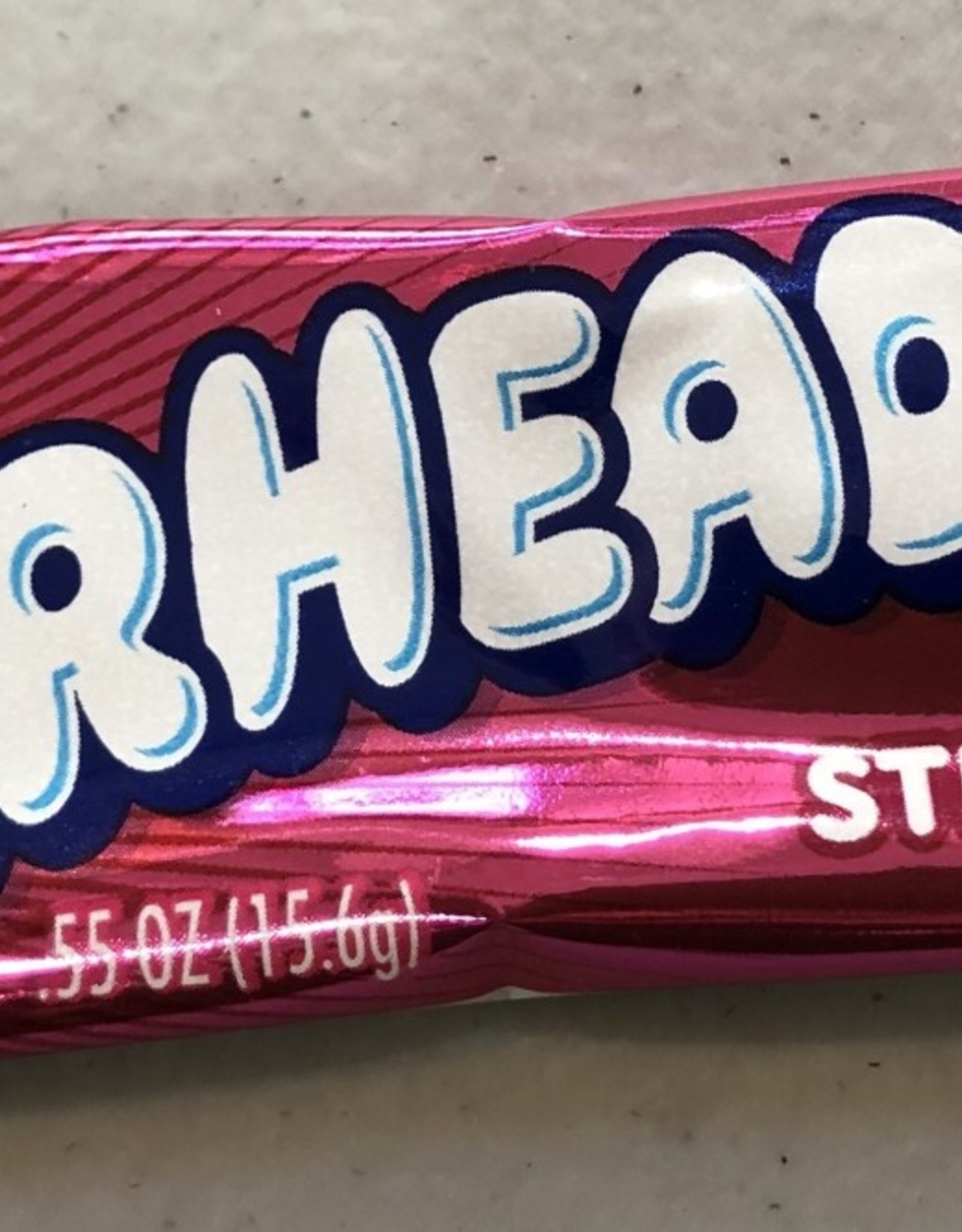 Perfetti Van Melle Usa, Inc. Airheads Strawberry