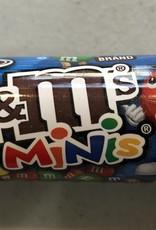 M&M Mars M&M Mini Tubes Single