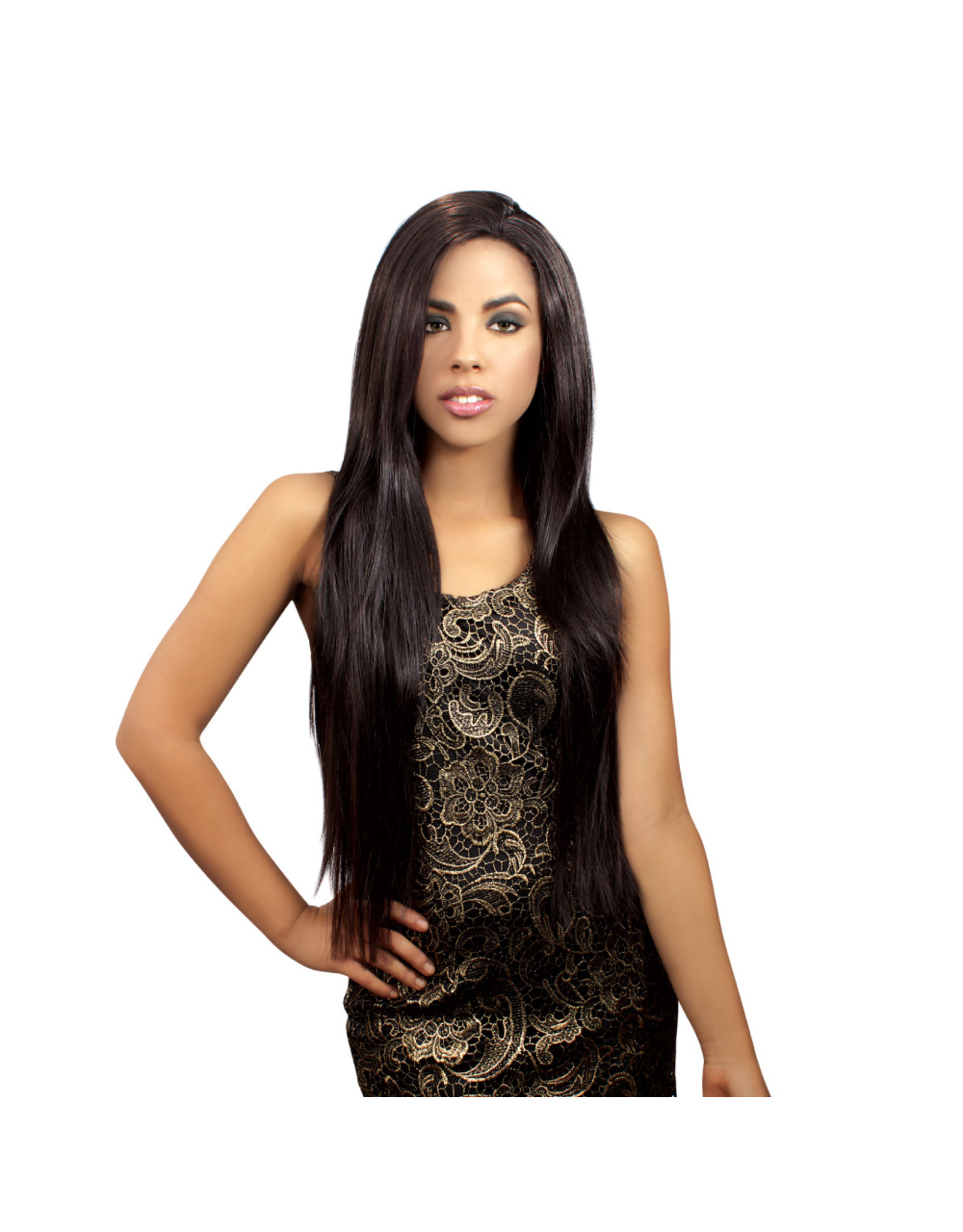 EVE'S HAIR LUV CLIP-IN 9PCS EXTENSTIONS