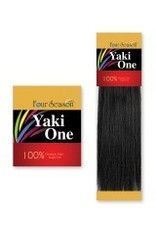 FOUR SEASONS FOUR SEAONS YAKI ONE 100% HUMAN HAIR
