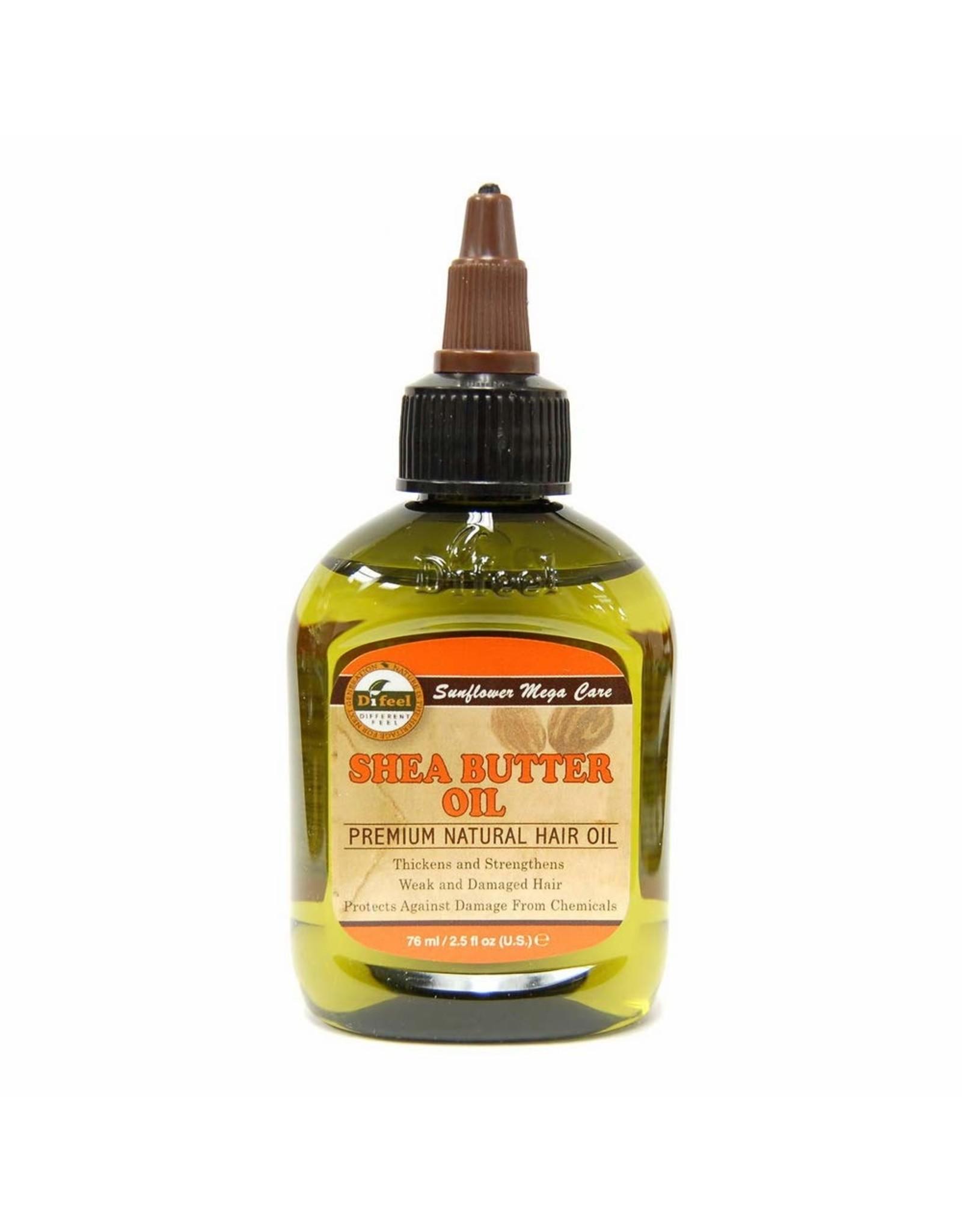 DIfeel DIFEEL SHEA BUTTER OIL 2.5OZ