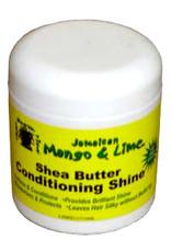 JAMICAN MANGO& LIME JAMAICAN MANGO & LIME SHEA BUTTER CONDITIONING SHINE 6oz