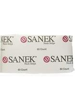 SANEK NECK STRIPS- 60 COUNT