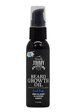 UNCLE JIMMY BEARD GROWTH OIL 2fl oz