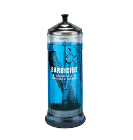 King Research BARBICIDE DISINFECTING JAR 42oz.