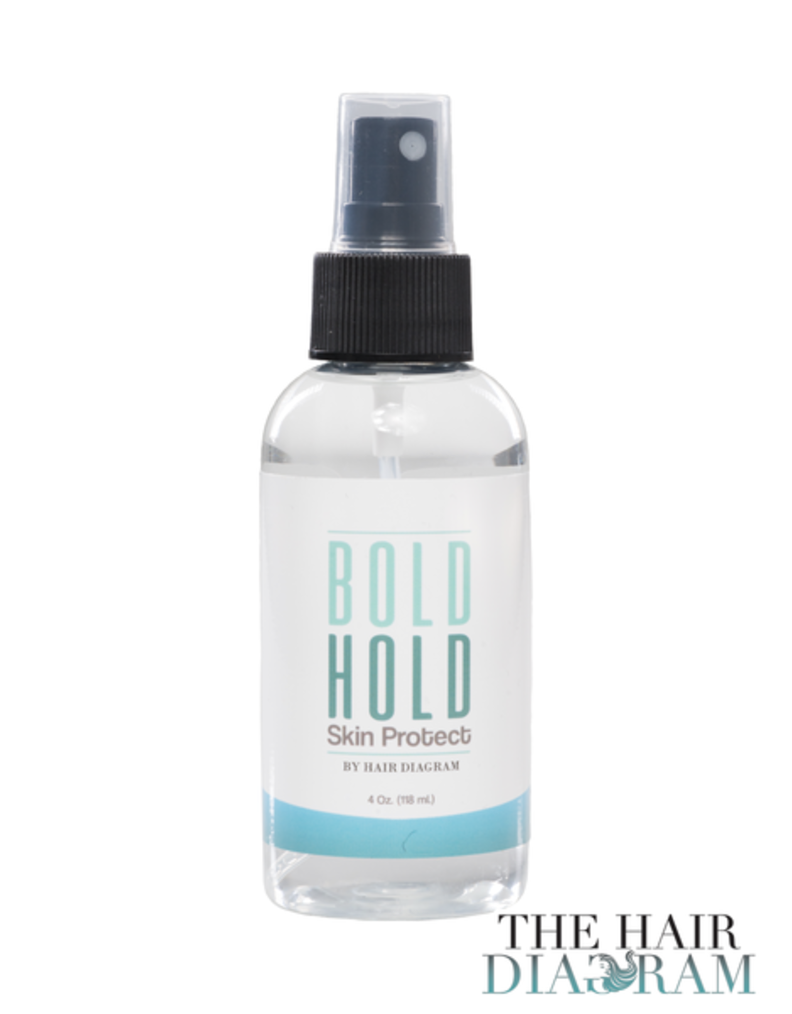 The Hair Diagram Bold Hold Skin Protect