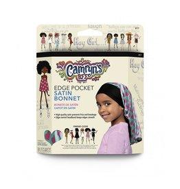 Camryn's BFF CAMRYN'S- Edge Pocket Satin Bonnet KIDS