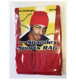 THE CHALLENGER ORIGINAL SPANDEX SPORTS RAG