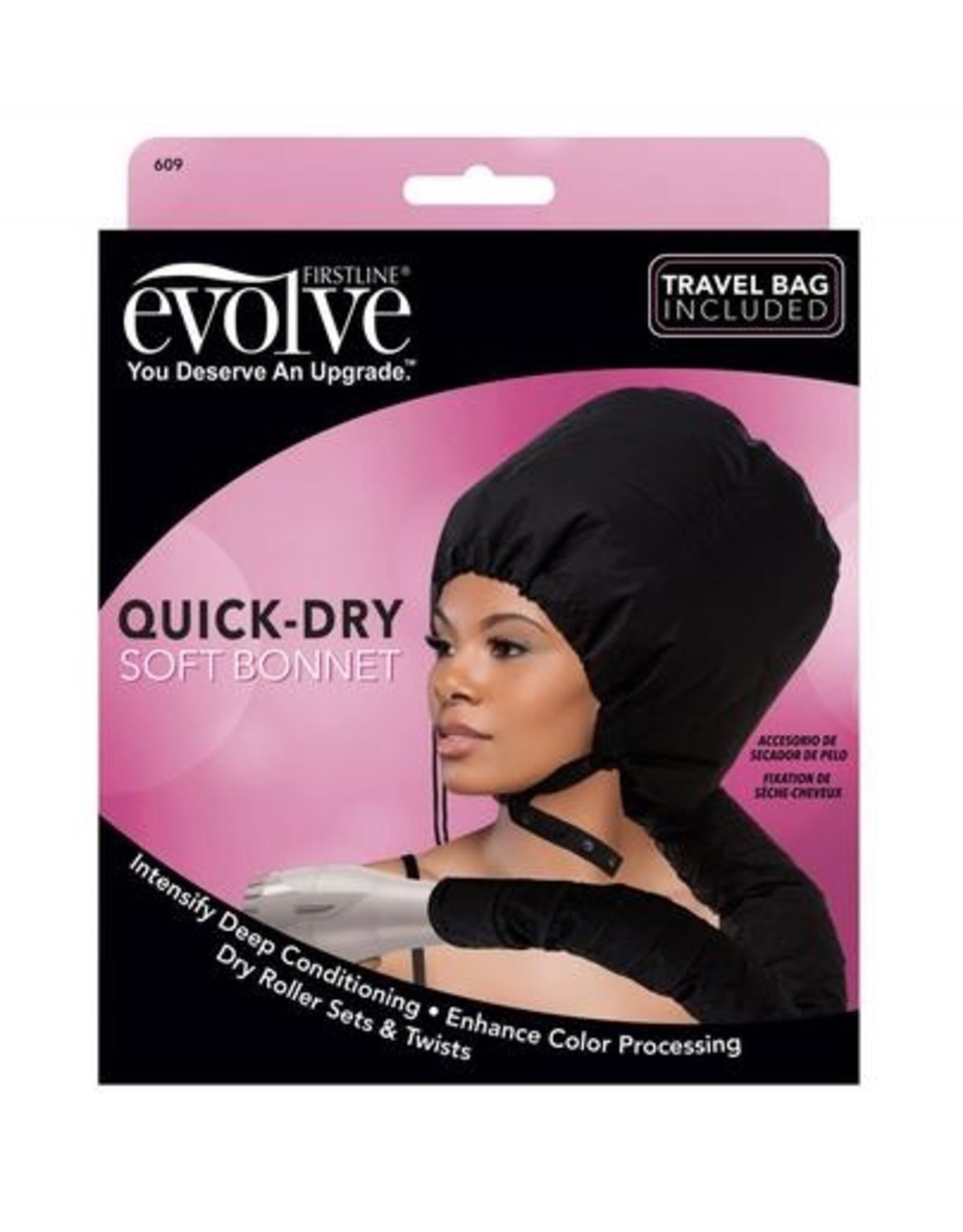 Evolve Evolve  Quick-Dry Soft Bonnet