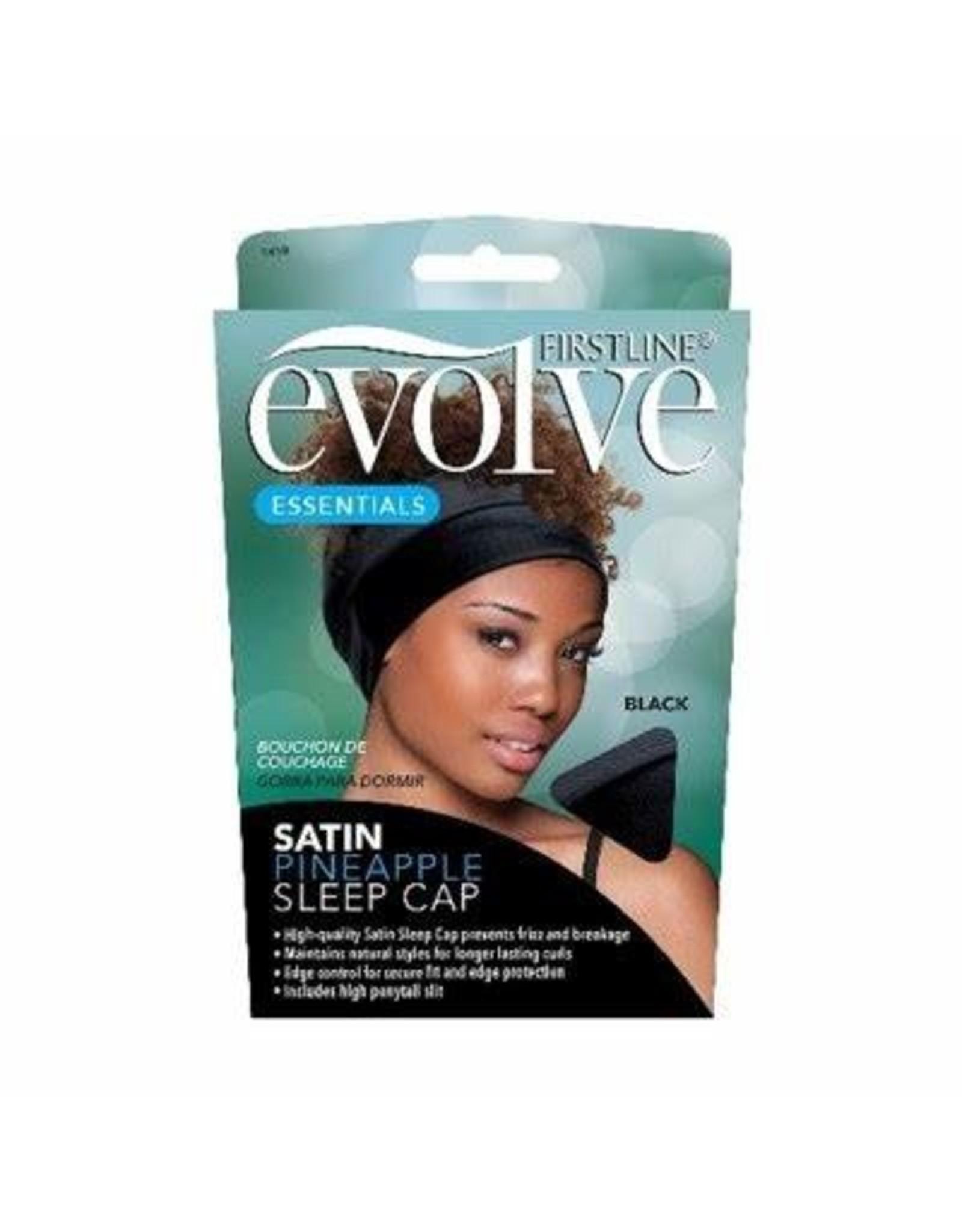 Evolve SATIN PINEAPPLE CAP