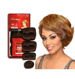 EVE'S HAIR 100% HUMAN HAIR YAKI BODY 27 PCS-  #27