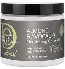 DESIGN ESSENTIALS Design Essentials Almond & Avocado Nourishing Co-Wash