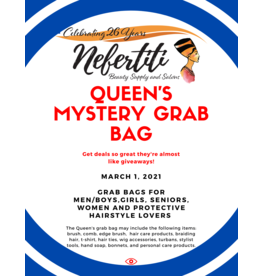 Queen's  Mystery Grab Bag
