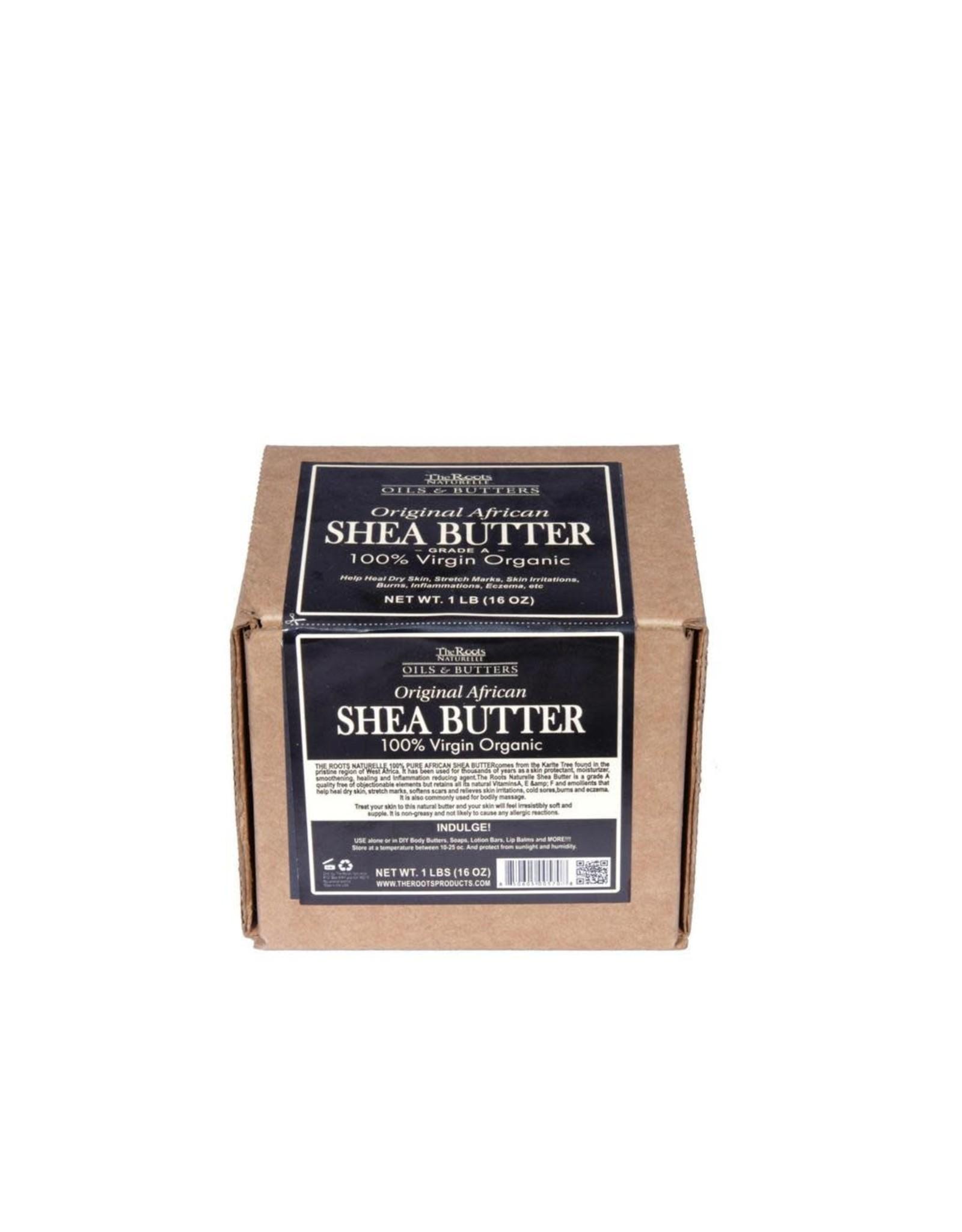 100% Virgin Organic Shea Butter