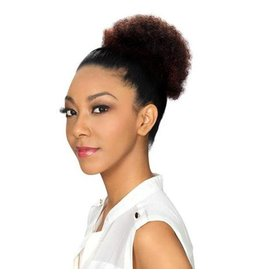 Zury Lady Drawstring Human Hair Afro
