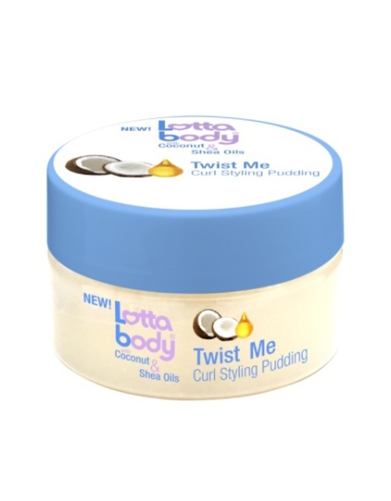 Lotta Body Twist Me Curl Styling Pudding