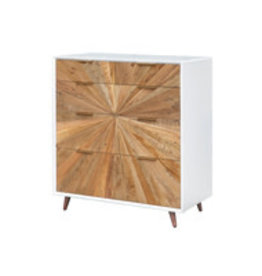 LH Imports LH Casablanca 5 Draw Chest CB004 35x16x39