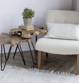 Style In Form SIF Natura Nesting Table Large NAT-016