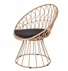 Style In Form SIF Calabria Wicker Chair