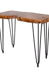 Style In Form SIF Natura Hairpin Console NAT014 29.5x47x18