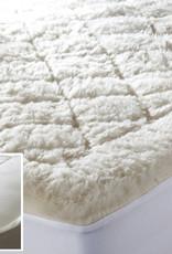 Mattress Pad Kouchini Wool Reversible Double