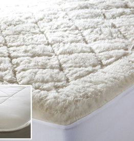 Mattress Pad Kouchini Wool Reversible Double