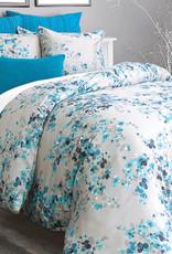 Alamode Home Duvet Set RJS Hycroft Queen w / shams
