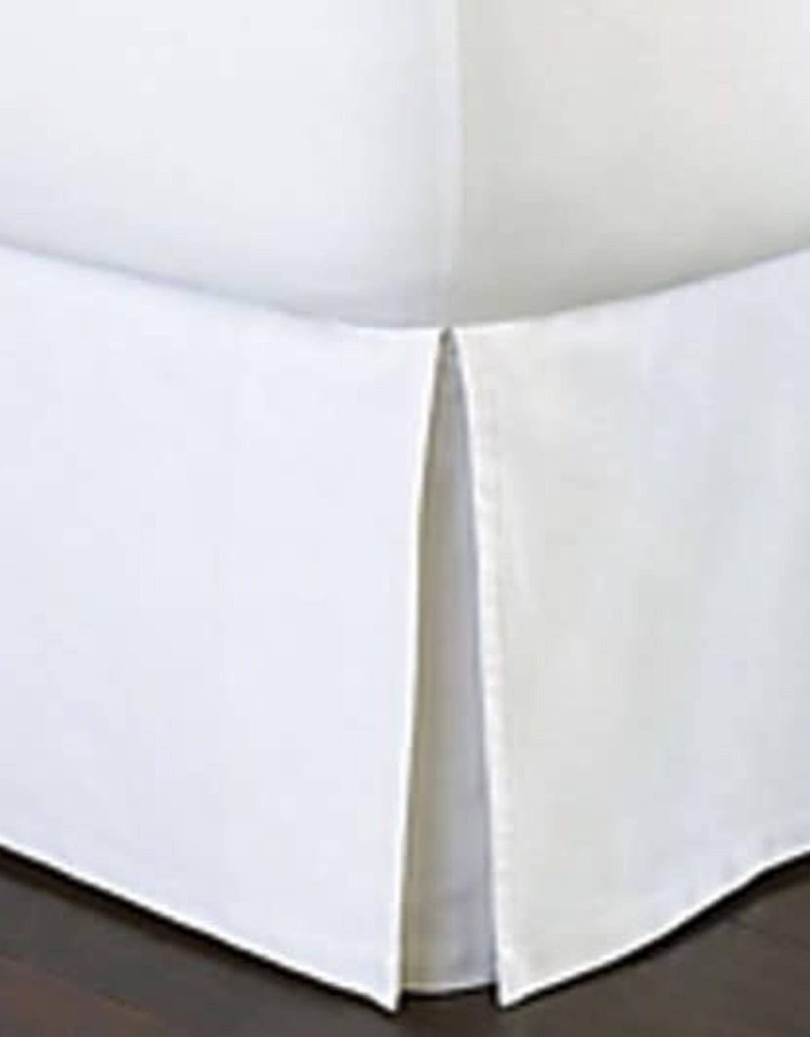 Alamode Home Bed Skirt RJS Spun Silk Twin