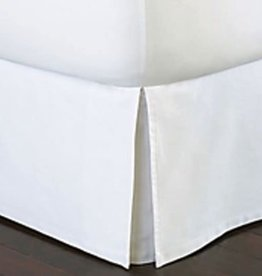 Alamode Home Bed Skirt RJS Spun Silk Twin
