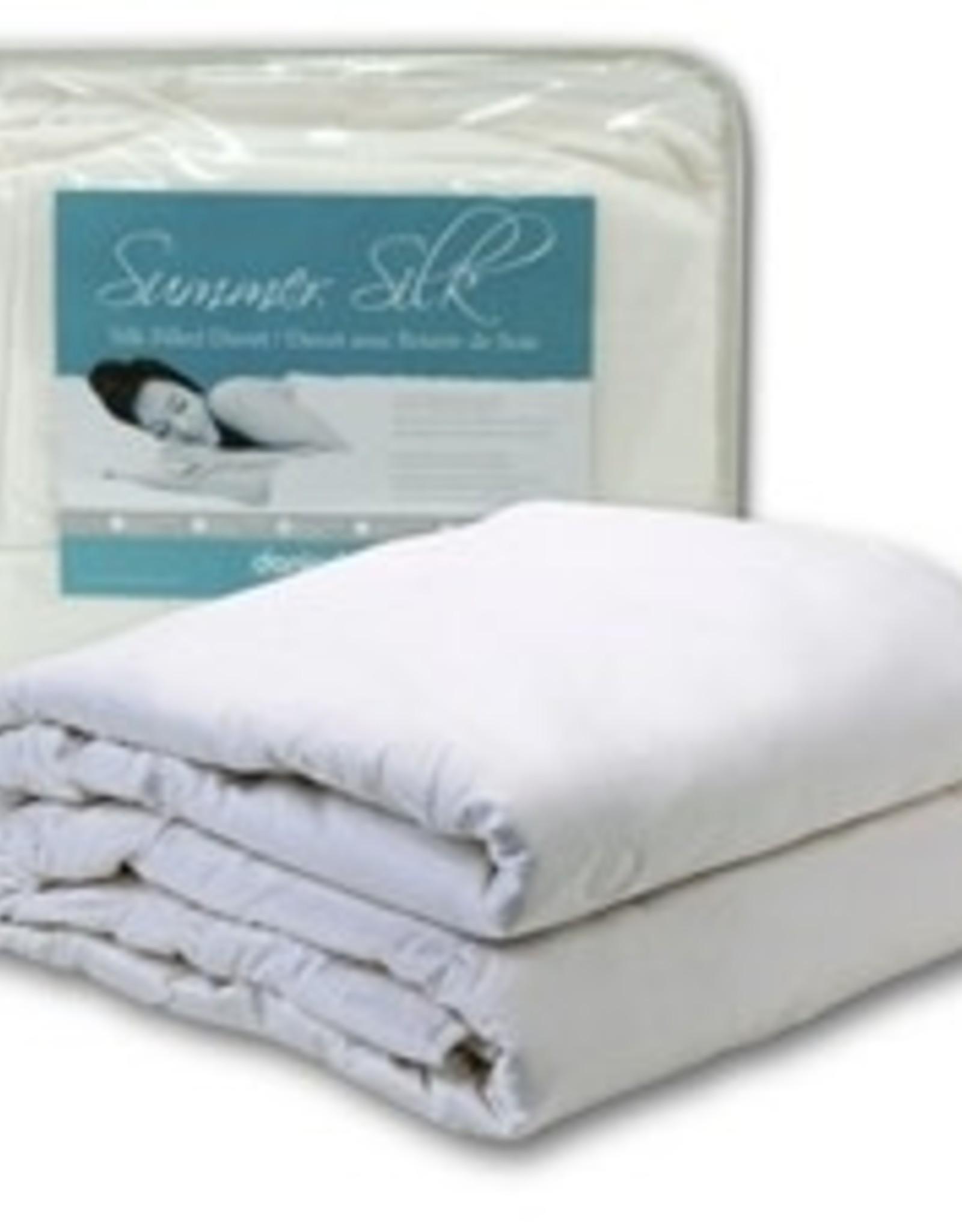 Daniadown Duvet Daniadown Silk Comforter Double