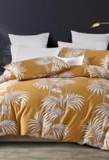 Daniadown Duvet Set Daniadown Palms Queen w / Pillow Cases