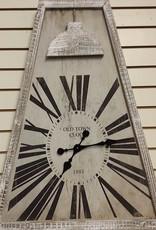 Clocks CJ Old Towne Wood