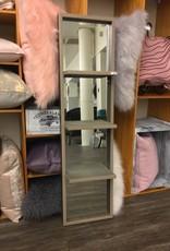 Mirror Shelf Hanging