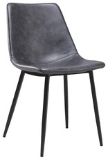 Cathay Cathay Jasmine Dining Chair 01-1977-GRY