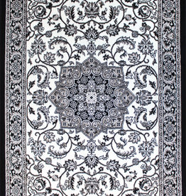 Rugs Avocado Black & White 3'3 x 4'6