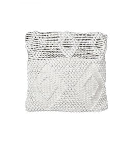Style In Form Cushions SIF Macrame Bombay 18 x 18