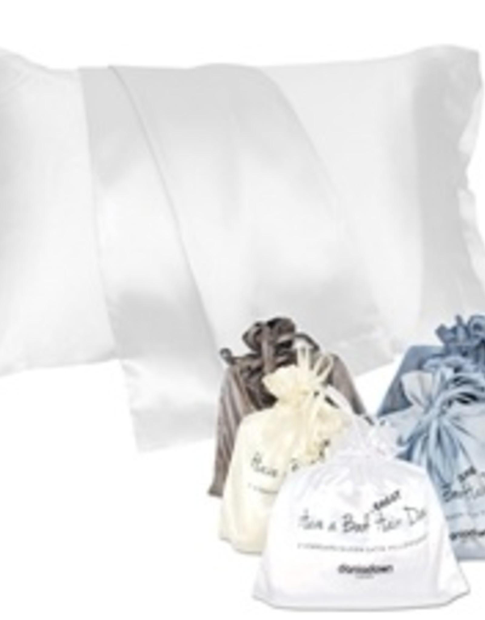 Daniadown Pillow Cases  Daniadown Satin King (Pair)