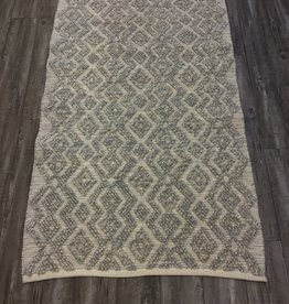 Rugs Brunelli Grey 3 x 5'1