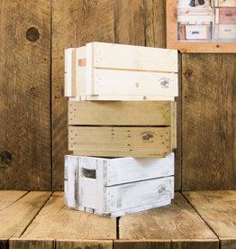 Cumberland Crates Cumberland Crates Diablo Vintage White