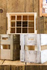 Cumberland Crates Cumberland Crates Boozy Ben Natural