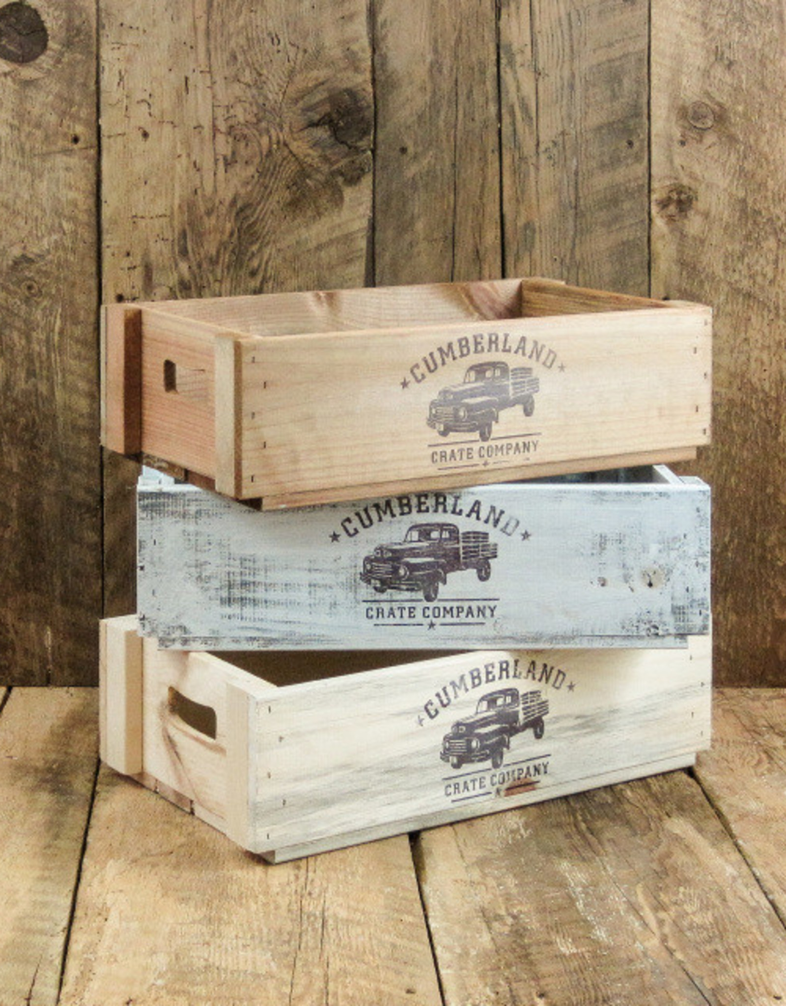 Cumberland Crates Cumberland Crates Fancy Frannie Natural