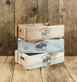 Cumberland Crates Cumberland Crates Fancy Frannie Natural